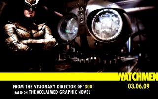 'Watchmen' wallpapers and stock photos