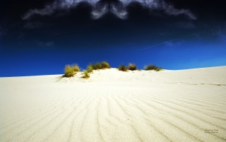 White desert sand wallpapers and stock photos