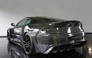 Mansory Cyrus back wallpapers and stock photos