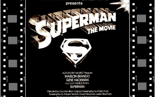 Random: Superman: the movie Promo