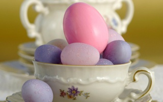 Next: Fresh Easter eggs