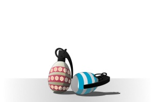 Easter grenades wallpapers and stock photos