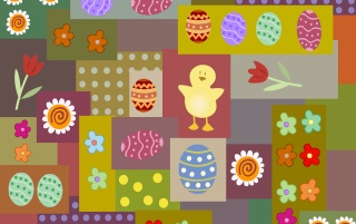 Easter drawing wallpapers and stock photos