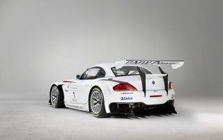 BMW Z4 GT3 COUPE wallpapers and stock photos