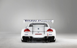 Random: BMW Z4 GT3 COUPE