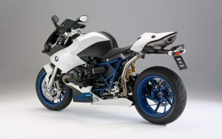 BMW HP2 SPORT BIKE wallpapers and stock photos