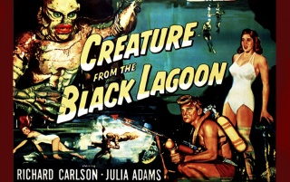 Creature from the Black Lagoon wallpapers and stock photos