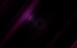 Apple Streak PURPLE - By Jompa wallpapers and stock photos