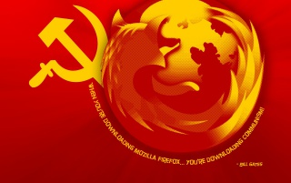 Firefox communism wallpapers and stock photos