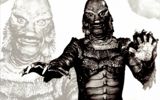 Random: Creature from the Black Lagoon