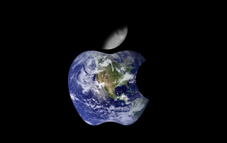 Earth + Month = Apple wallpapers and stock photos