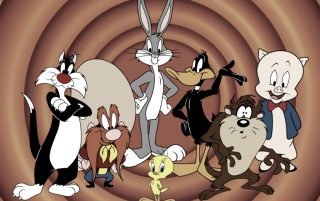 Random: Looney Tunes Gang