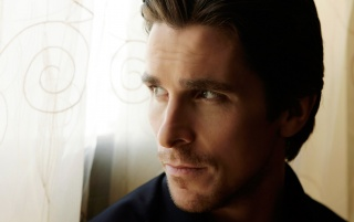 Christian Bale Portret wallpapers and stock photos