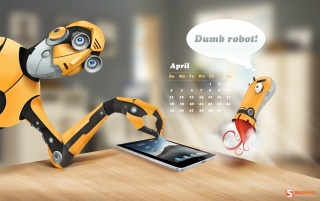 Dumb robot wallpapers and stock photos
