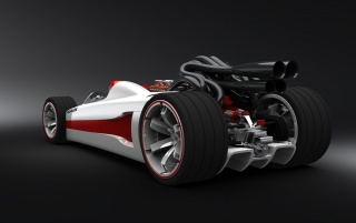 HONDA HOT WHEELS RACER wallpapers and stock photos