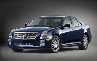 CADILLAC STS wallpapers and stock photos