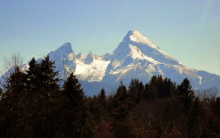 Watzmann wallpapers and stock photos