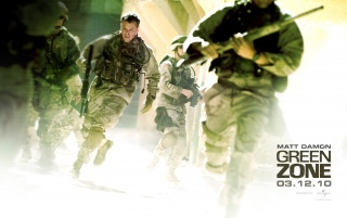Soldiers in Green Zone wallpapers and stock photos