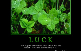 Previous: Thomas Jefferson - luck