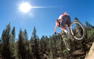 Extreme biking wallpapers and stock photos