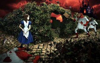 McGees Alice wallpapers and stock photos