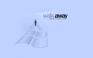 Walk away wallpapers and stock photos