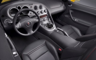 Pontiac Solstic inside wallpapers and stock photos