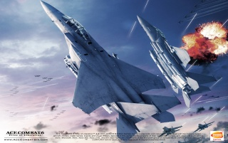 Ace Combat 6 wallpapers and stock photos