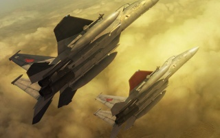 Ace Combat Zero wallpapers and stock photos