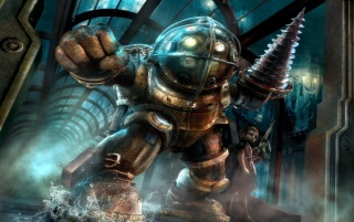 bioshock wallpapers and stock photos