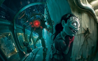 Bioshock 2 wallpapers and stock photos