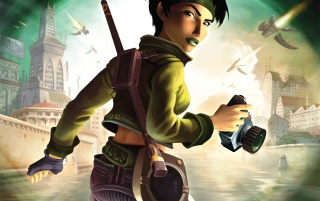 Beyond Good and Evil wallpapers and stock photos