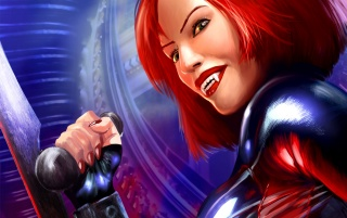 Bloodrayne 2 wallpapers and stock photos