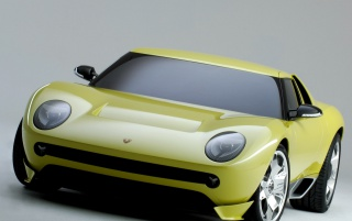 Lamborghini Miura wallpapers and stock photos
