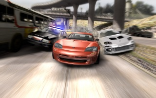 Burnout 2: Point of Impact wallpapers and stock photos