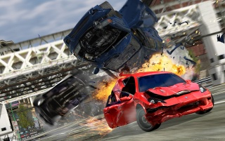Random: Burnout 3: Takedown