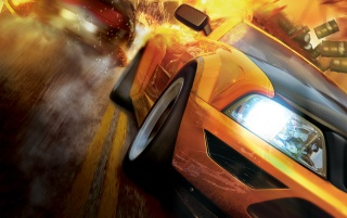 Burnout: Revenge wallpapers and stock photos