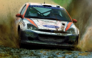 Colin McRae Rally 3 wallpapers and stock photos