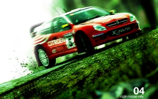 Colin McRae Rally 4 wallpapers and stock photos