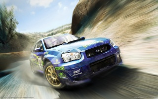 Colin McRae Rally 5 wallpapers and stock photos