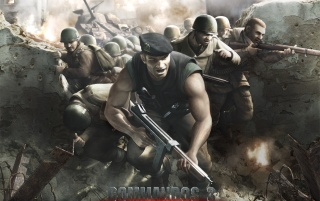 Commandos 3 wallpapers and stock photos