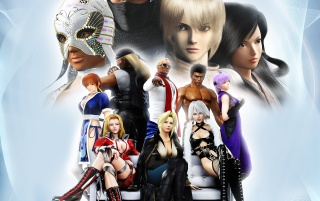 Dead or Alive 4 wallpapers and stock photos
