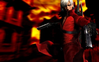 Random: Devil May Cry 2