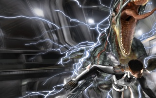 Dino Crisis 3 wallpapers and stock photos