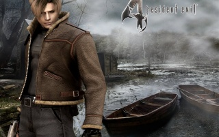 Resident Evil 4 wallpapers and stock photos