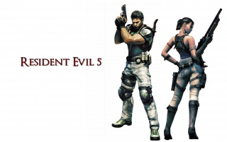 Resident Evil 5 wallpapers and stock photos