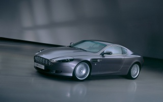 Aston Martin DB9 V2 wallpapers and stock photos