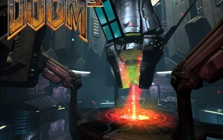 Doom 3 wallpapers and stock photos