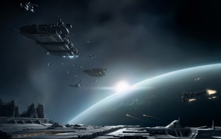 Eve Online: Exodus wallpapers and stock photos