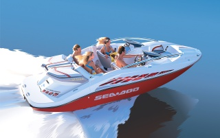Seadoo speedster wallpapers and stock photos